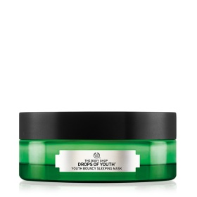 Body shop drops of youth bouncy sleeping mask